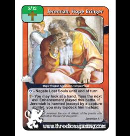 PoC: Jeremiah, Hope Bringer