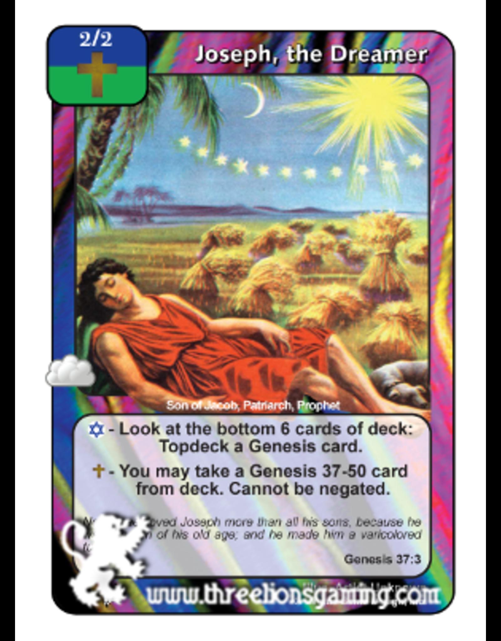 PoC: Joseph, the Dreamer