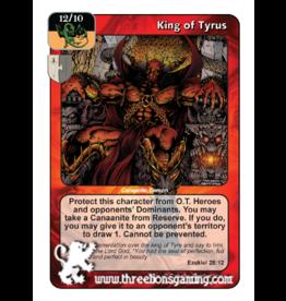 PoC: King of Tyrus