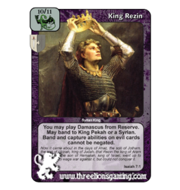 PoC: King Rezin