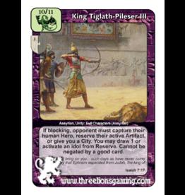 PoC: King Tiglath-Pileser III