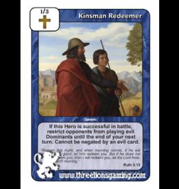 PoC: Kinsman Redeemer