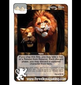 PoC: Lions' Den