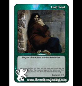 "Lost Soul ""Distressed"" (Zephaniah 1:17)"