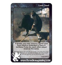 "PoC: Lost Soul ""Stumble"" (Isaiah 59:10)"
