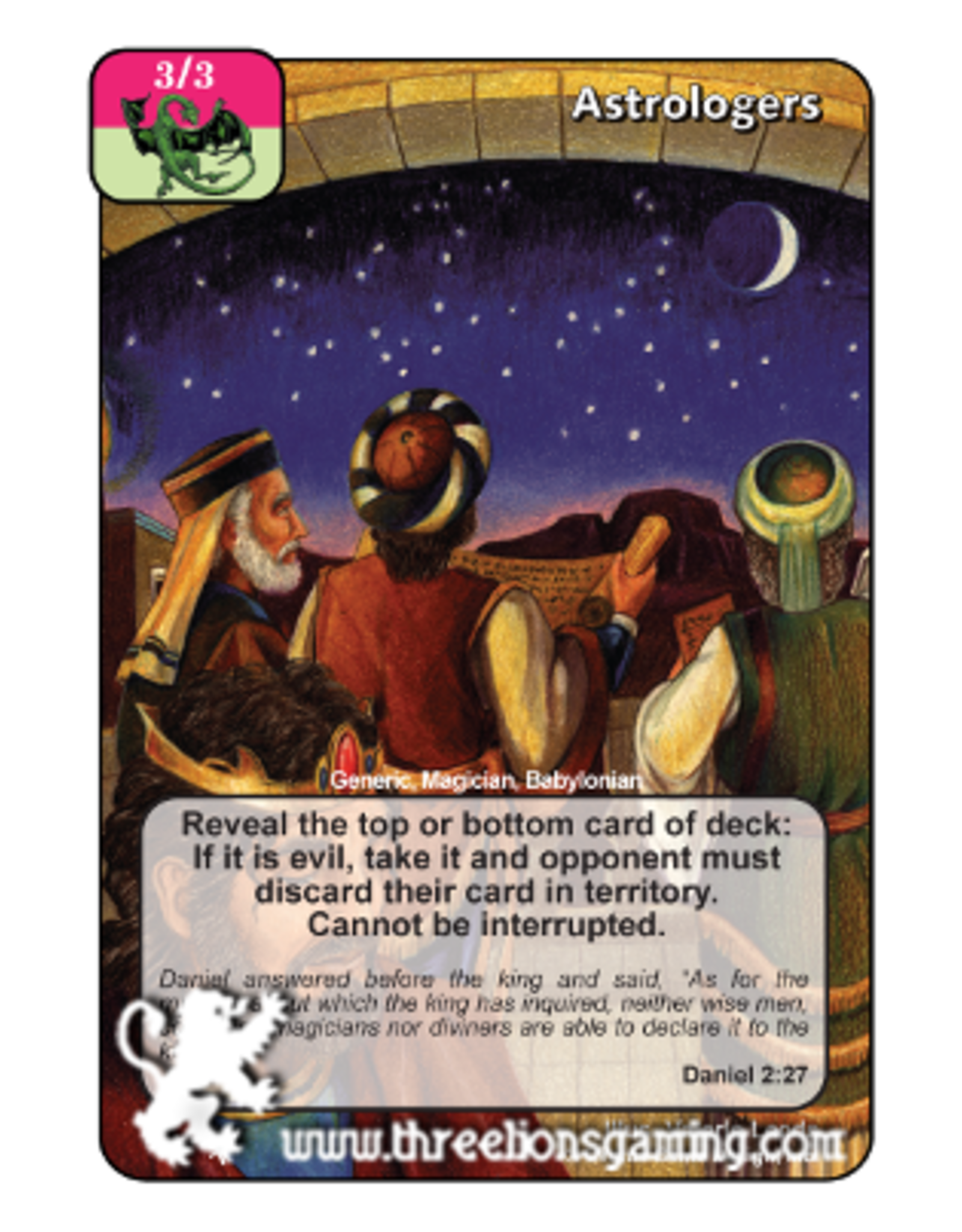 PoC: Astrologers