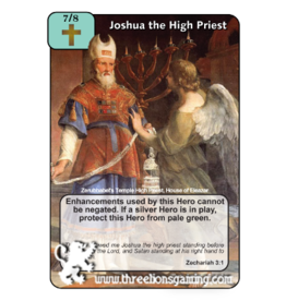 PoC: Joshua the High Priest