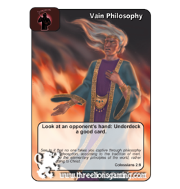 PoC: LR Vain Philosophy