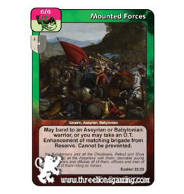 PoC: Mounted Forces