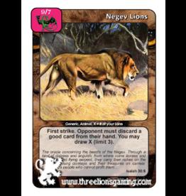 PoC: Negev Lions