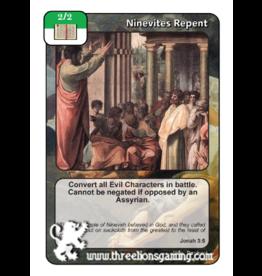 PoC: Ninevites Repent