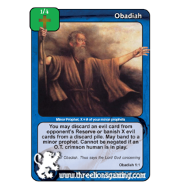PoC: Obadiah