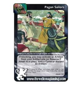 Pagan Sailors