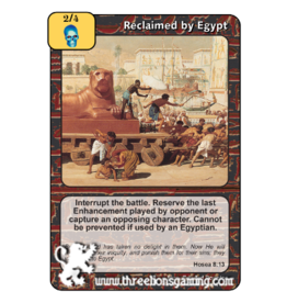 PoC: Reclaimed by Egypt