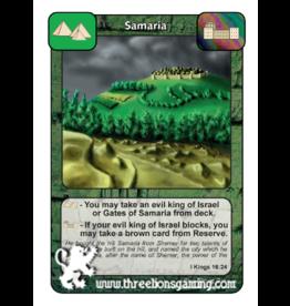 PoC: Samaria
