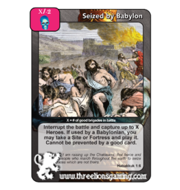 PoC: Seized by Babylon