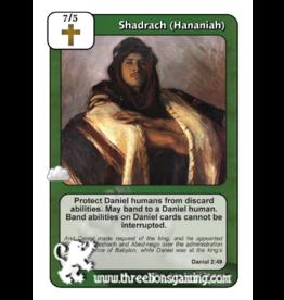 PoC: Shadrach (Hananiah)