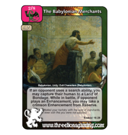PoC: The Babylonian Merchants