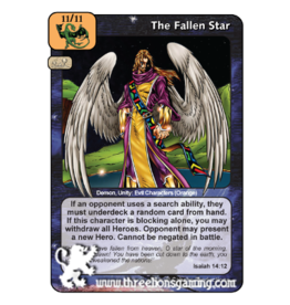PoC: The Fallen Star