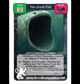 PoC: The Great Fish