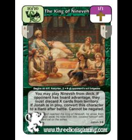 PoC: The King of Nineveh