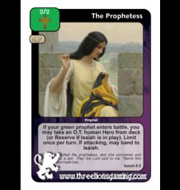 PoC: The Prophetess