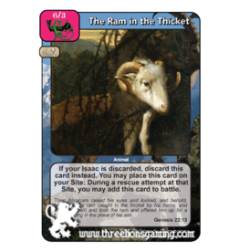 PoC: The Ram in the Thicket