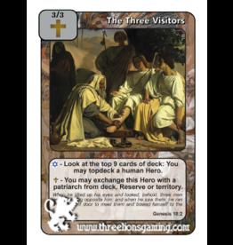 PoC: The Three Visitors