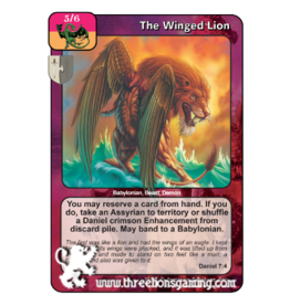 PoC: The Winged Lion
