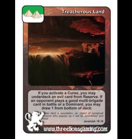 Treacherous Land