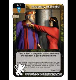 PoC: Treachery of Jezebel
