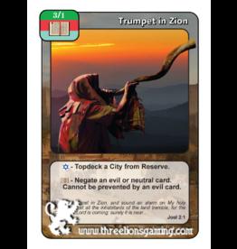 PoC: Trumpet in Zion