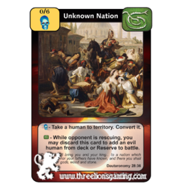 PoC: Unknown Nation