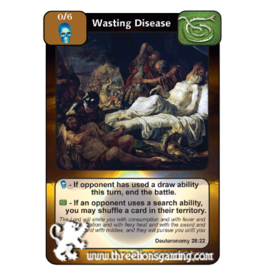 PoC: Wasting Disease