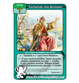 PoC: Zechariah, the Renewer