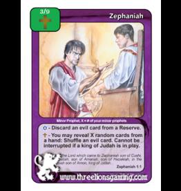 PoC: Zephaniah