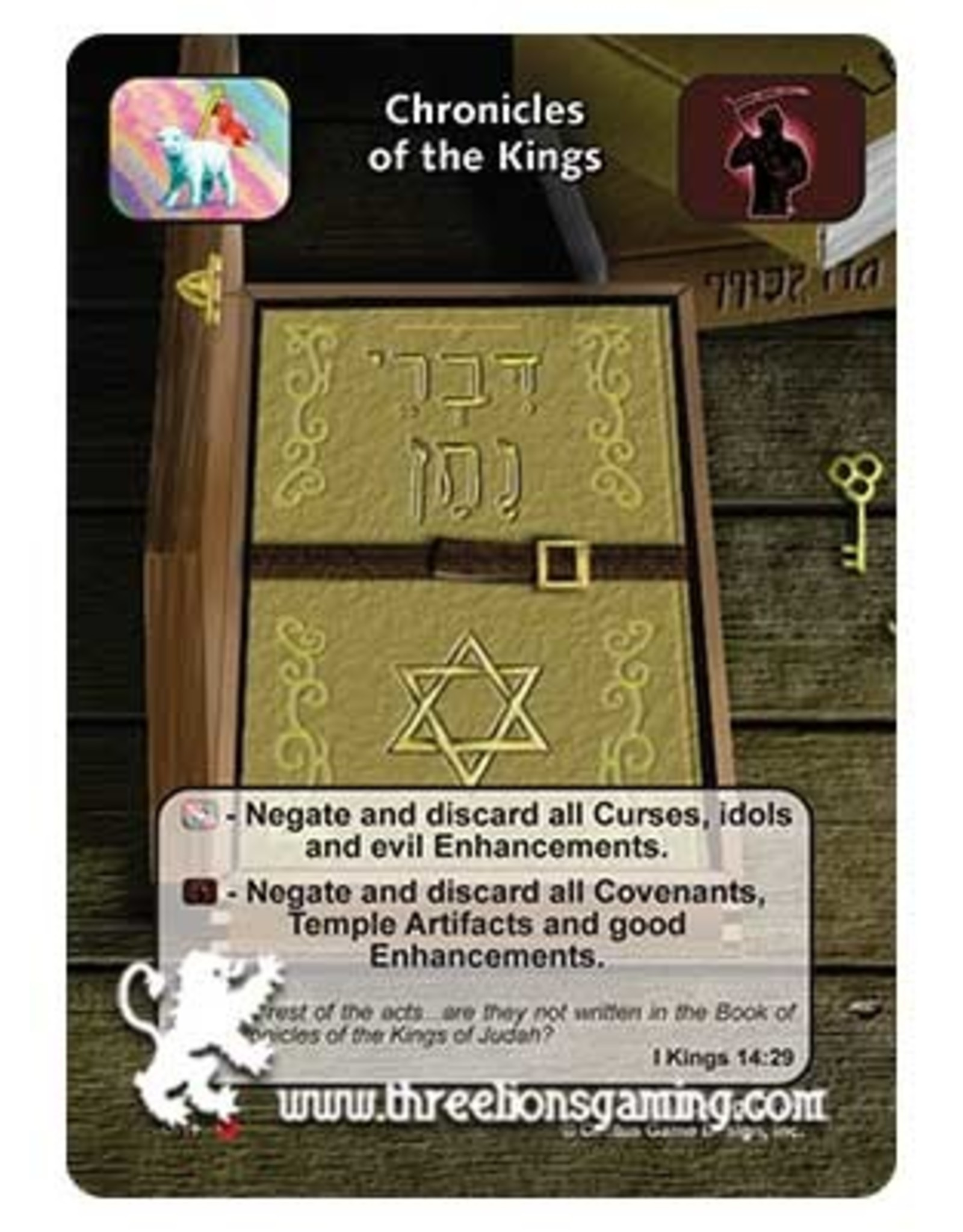 Chronicles of the Kings (LoC)