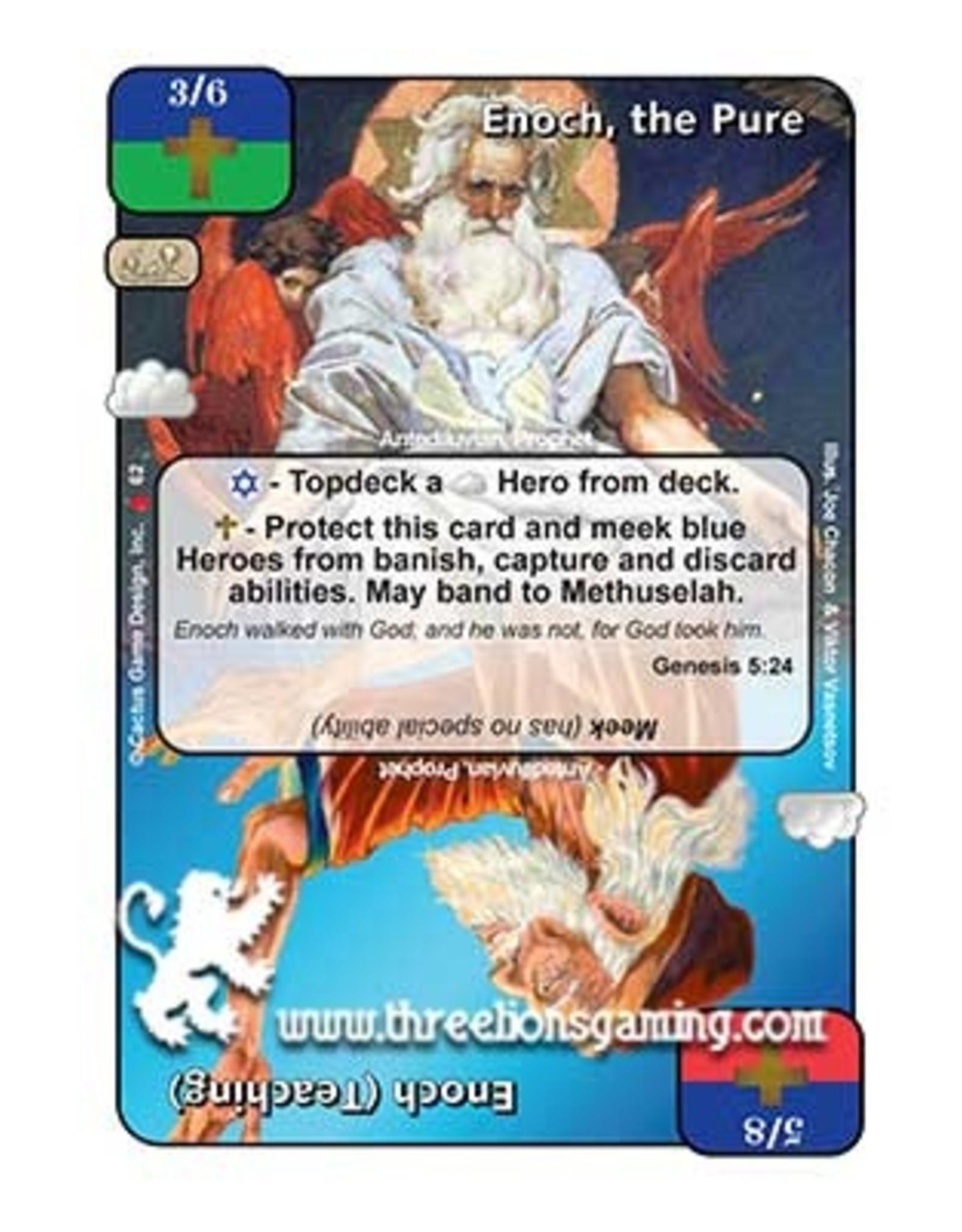 LoC: Enoch, the Pure / Enoch (Teaching)