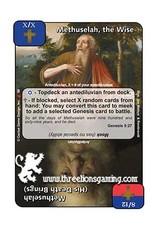 LoC: Methuselah, the Wise / Methuselah (His Death Brings)
