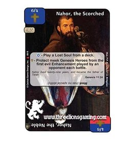 LoC: Nahor, the Scorched / Nahor, the Noble