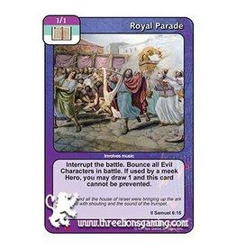LoC: Royal Parade