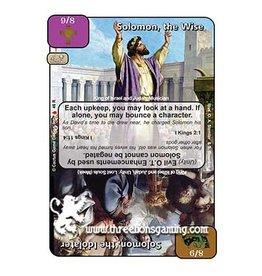 LoC: Solomon, the Wise / Solomon, the Idolater