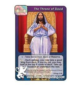 LoC: The Throne of David