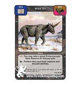 LoC: Wild Ox