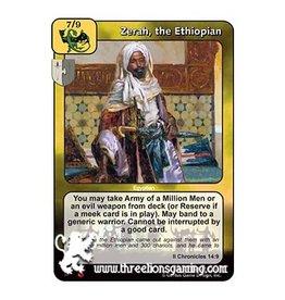 LoC: Zerah, the Ethiopian