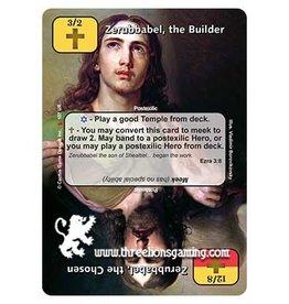LoC: Zerubbabel, the Chosen / Zerubbabel, the Builder