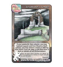 LoC: Zerubbabel's Temple