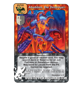 RoJ: Abaddon, the Destroyer