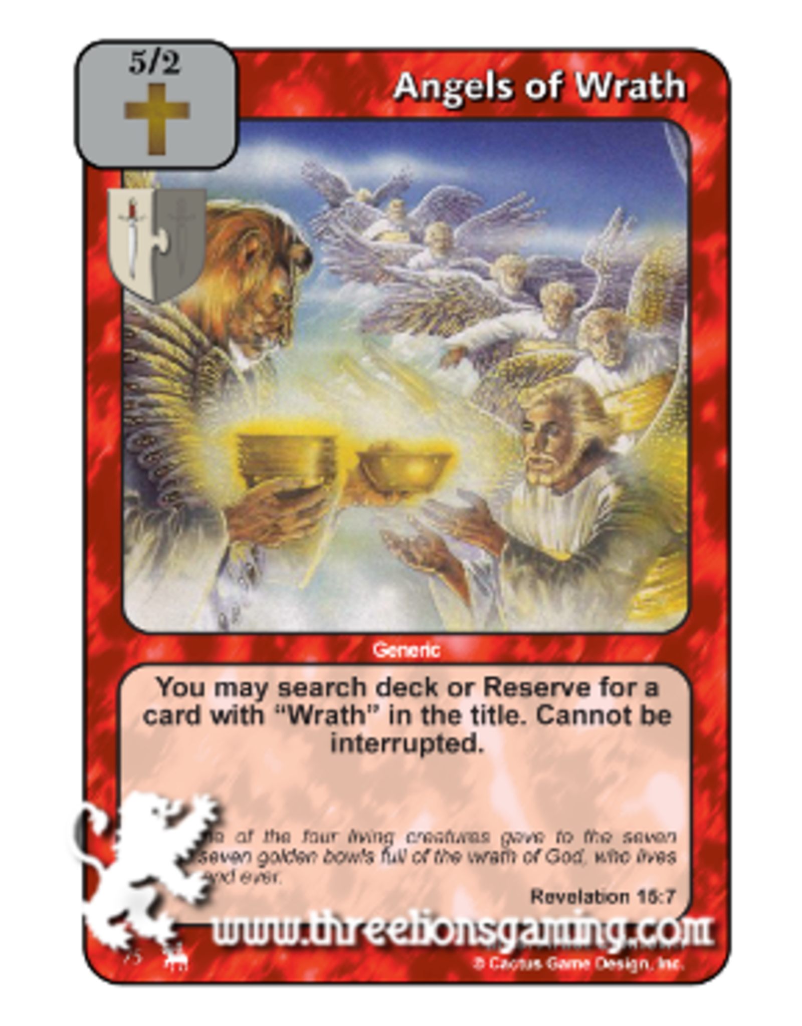 RoJ: Angels of Wrath