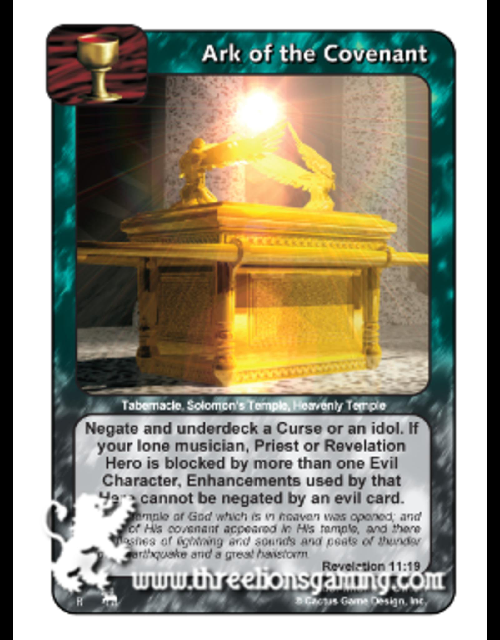 RoJ: Ark of the Covenant